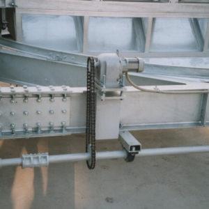 エンドレス撹拌発酵機