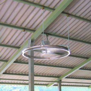 フジキ式農畜産用乾機扇